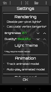 HD Model Viewer Pro v0.49