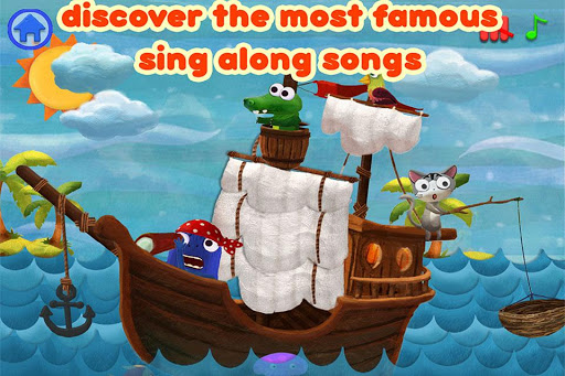 Kids Song Planet - Sing Along