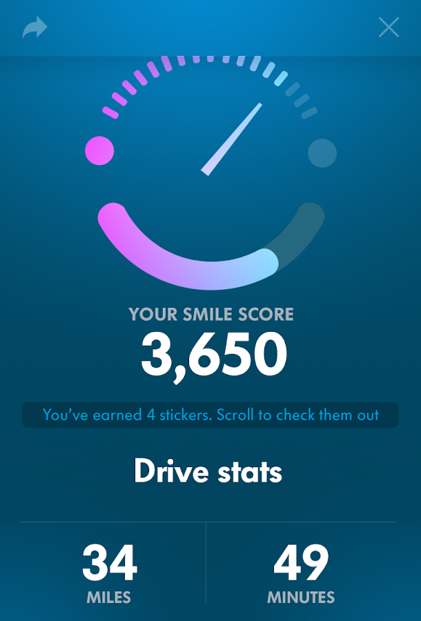 Volkswagen SmileDrive™ - screenshot