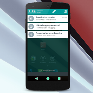 CM 11 Android L Preview Theme