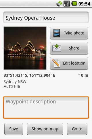 Maverick: GPS Navigation  screenshots 2
