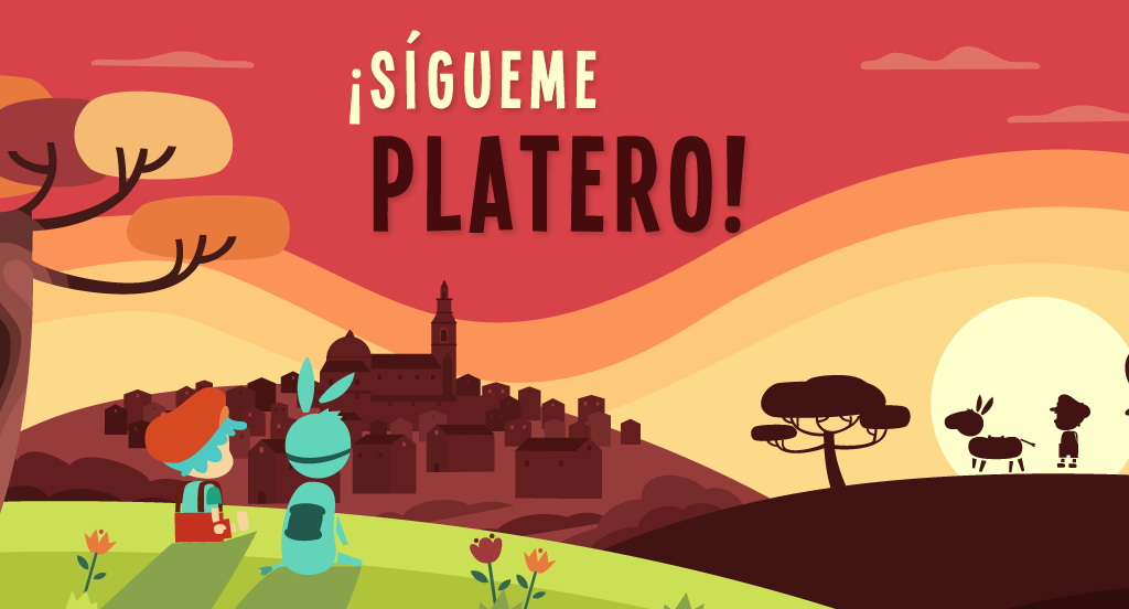Platero ¡Sígueme!- screenshot