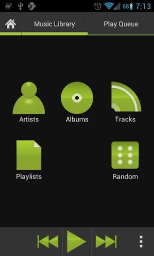 Lucid Music Player
