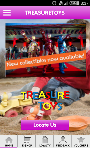 TreasureToys