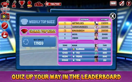 Superbuzzer Trivia Quiz Game 1.3.100 screenshots 21