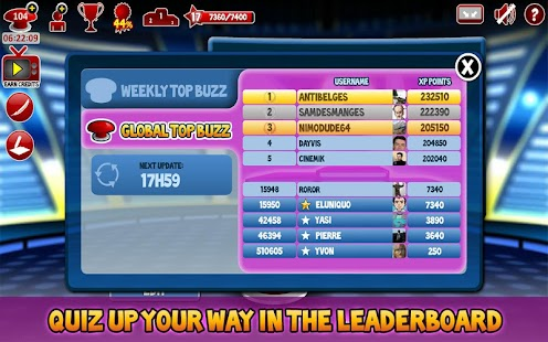 Superbuzzer Trivia Quiz Game - screenshot thumbnail