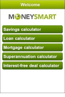 Screenshot of MoneySmart Financial Calc