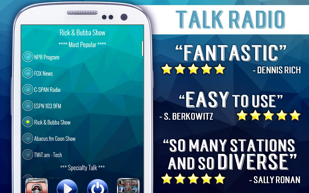 Free Talk Radio- screenshot