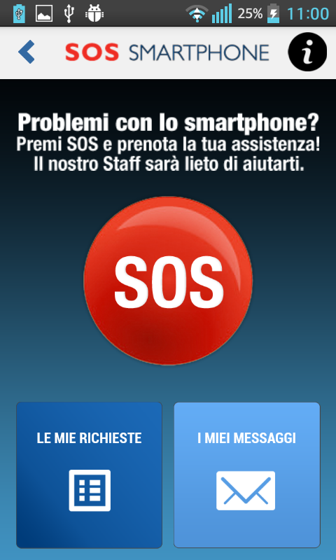 SOSmartphone SG - screenshot