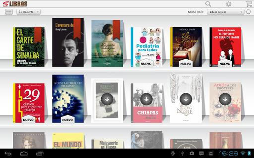 Sanborns S Libros Digitales