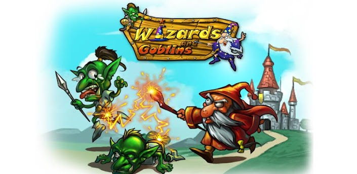 Wizards & Goblins apk