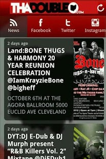 ThaDoubleO.com Ohio Hip-Hop - screenshot thumbnail