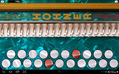 Hohner C/F Button Accordion- screenshot thumbnail