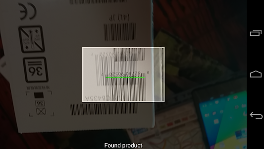 Barcode Shoppers App on target screenshot 19