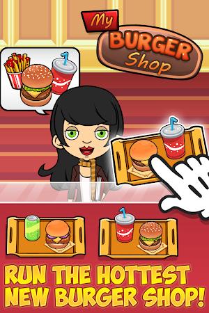My Burger Shop - Fast Food 1.0.9 screenshot 100300