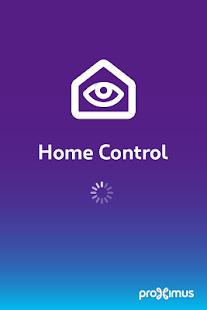 Proximus Home Control - screenshot thumbnail