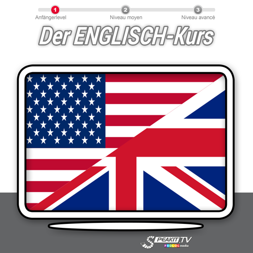 Der ENGLISCH-Kurs - Teil 1 (n) 教育 LOGO-玩APPs