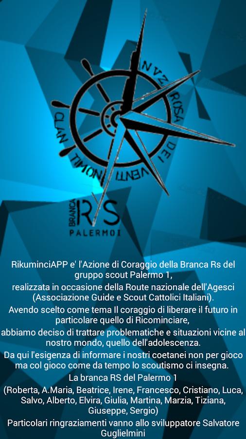 RikuminciAPP - screenshot