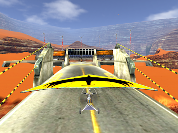 Racing Glider Screenshot 10