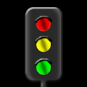 Trafficlight simulation DONATE icon