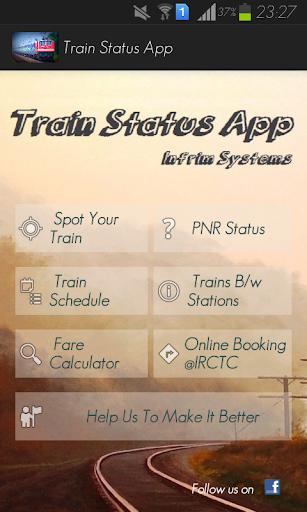 Train Status App