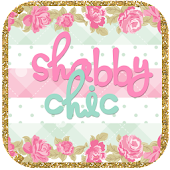 Shabby Chic GO SMS