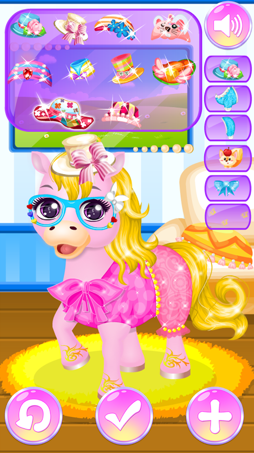 Little Pony Care- screenshot