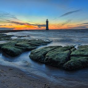 Aglow by Ian Yates ヅ - Landscapes Sunsets & Sunrises (  )