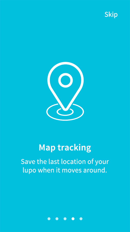 LUPO Find Secure & Control- screenshot