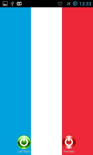 【免費工具App】Lantern flashscreen Luxembourg-APP點子
