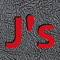 J's - Jordan release links icon