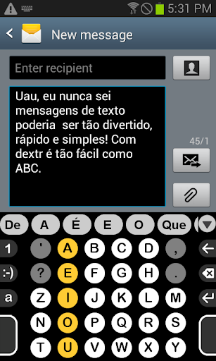 Dicionário Português de Dextr