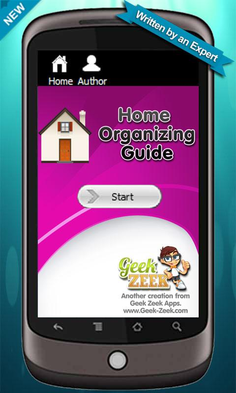 Organizing Apps home organizing guide - android apps on google play