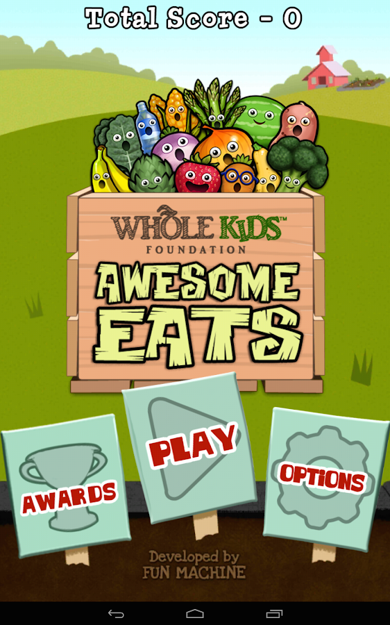 Awesome Eats™- screenshot