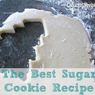 Sugar Cookie.