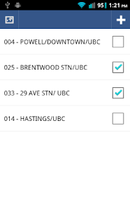 LiveTransit Vancouver- screenshot thumbnail