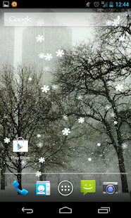 download snow new york live wallpaper apk on pc download android apk