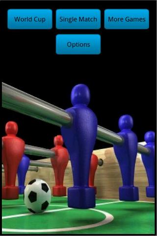 Foosball World Cup - screenshot