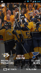 Nashville Predators - screenshot thumbnail