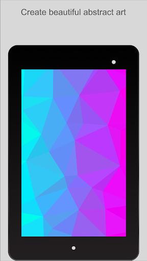 PolyGen - Create Polygon Art  screenshots 17