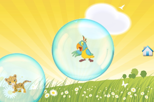 Screenshot of Bubbles for toddlers FREE