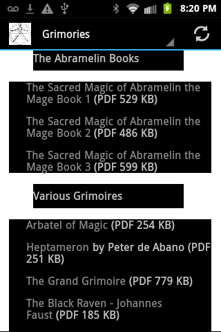 7 book of moses pdf reader