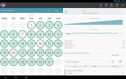HabitBull - Habit Tracker Screenshot 10