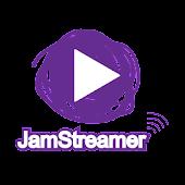 JamStreamer - Jamendo client