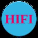 Android HIFI icon