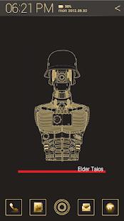 Elder Talos Atom theme