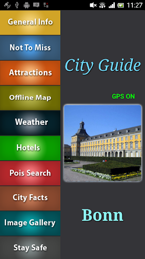 Bonn Offline Travel Guide