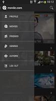 Screenshot of Movie Discovery by moviie.com