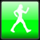 散步:计步器 饮食 icon