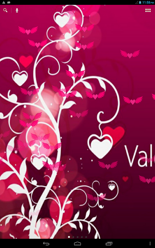 Download Valentine Love Live Wallpaper for Pc